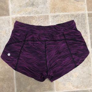 Lululemon Reversible Surf Shorts Size 6